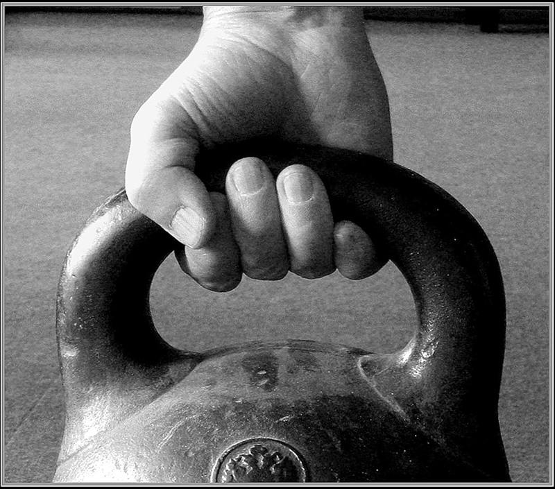 тяжесть рук